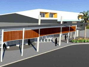 Multi-Purpose Centre is spade-ready – just show us the money