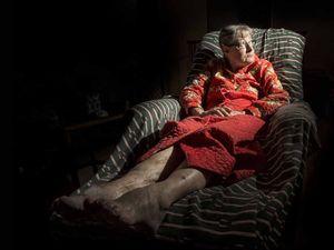 Injured grandma ignored after fall