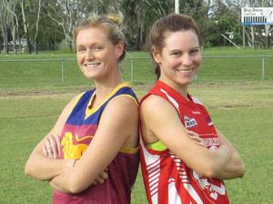 A history-making Aussie rules match