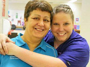 Gladstone nurses celebrate their helping profession