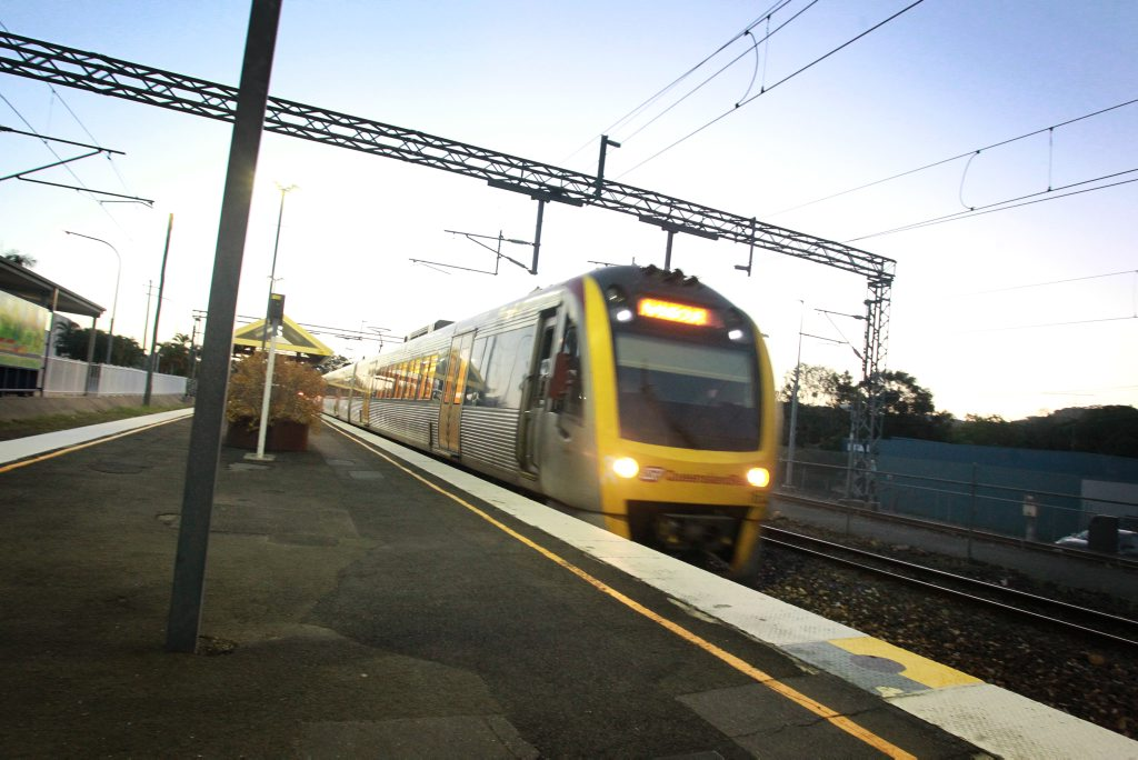 Nambour Train Station hours will be cut.