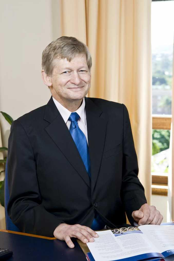 07/05/09 182466 Dr Chris Davis, AMA president. Photo contributed.