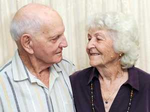 Be caring, patient and not too stubborn, couple advises