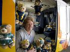 Careflight bears to help under privileged kids