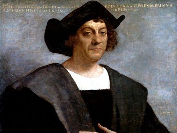 Christopher Columbus.