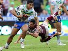 TALENTED TEEN: Anthony Milford will swap his Canberra Raiders jersey for a Broncos one from next season.