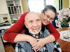 He survived childhood in a POW camp, but he can't beat MND