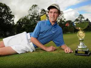 15-year-old Riley becomes Casino's youngest golf champion