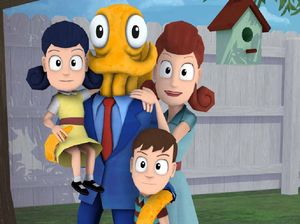Octodad's fun well within reach