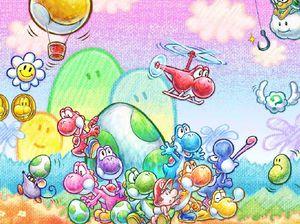 Nintendo breathes new life into Yoshi
