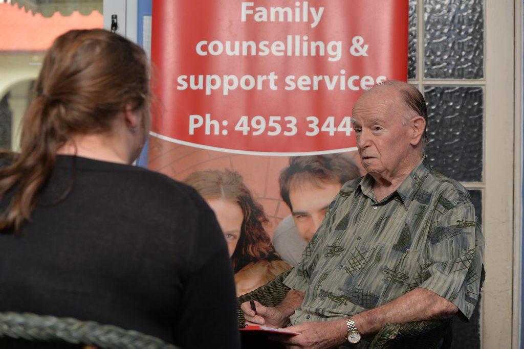 Anglicare Mackay/Whitsundays regional director John Langford.