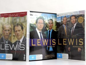 Perfect crime partnership in Morse spin-off series Lewis