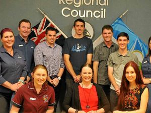 Young people step forward for year of public service