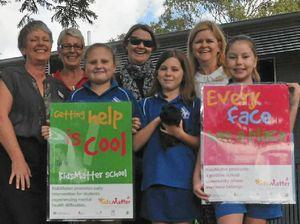 Gladstone kids reap rewards of mental health training