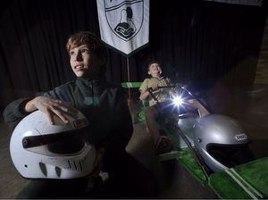 Lismore Heights kids' billycart to have them green with envy