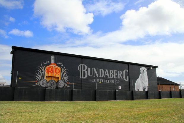 LOSING BUNDABERG: The Bundaberg bottling plant will be shifting its location to Sydney. Photo: Zach Hogg / NewsMail