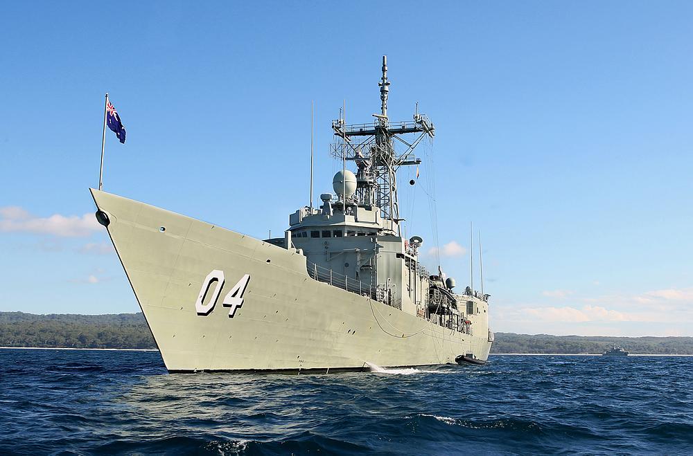 HMAS Darwin