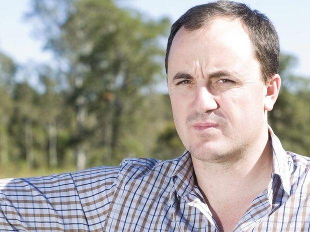 Greens NSW Legislative Councillor, Jeremy Buckingham.