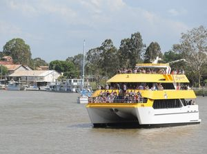 Cruise the Mary River in style and help raise funds too