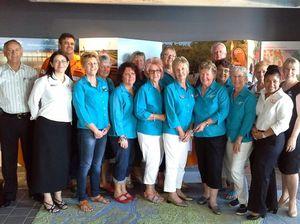 Region's ambassadors for recognised during volunteers' week