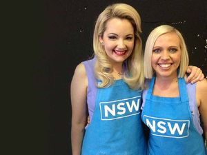 My Kitchen Rules stars to bring empowerment to Gympie