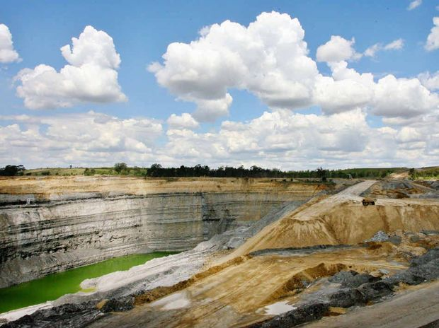 REDUNDANCIES: The workforce at the Jeebropilly Coal Mine is to be cut.