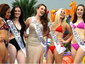 Miss World Australia brings a bevy of beauties to Oaks Oasis