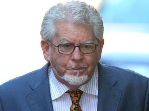 Rolf Harris accused of pinning 18-year-old against wall