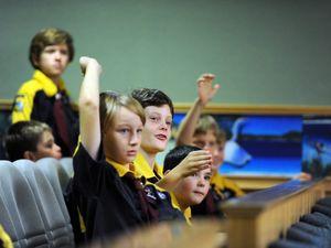 Pialba cub scouts mock trial