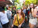 ALTHOUGH organisers say the future of the Big Pineapple Music Festival is unclear, by all accounts festival-goers would welcome it back with open arms.