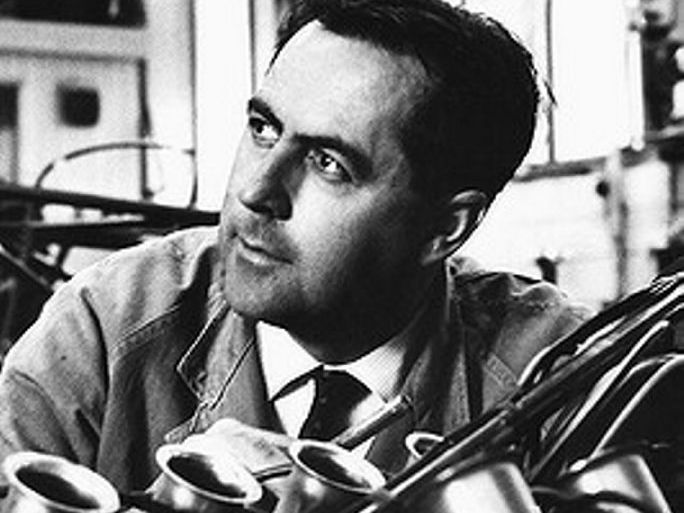 Brabham won the Formula One drivers' world championship in 1959 and 1960. Then, in 1966, he won it again - the only driver ever to do so in a car of his own construction.