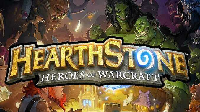 Blizzard have taken Warcraft and turned it into a card game.