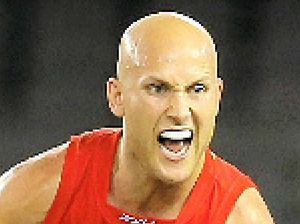 Classy Ablett in shining form as Suns down Saints