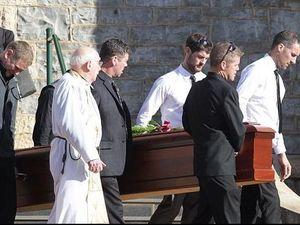 Toowoomba pays tribute to loveable Irishman
