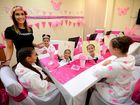 Making every Rocky princess' day perfect with pampering
