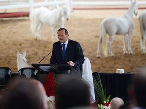 PM Tony Abbott's speech at Graeme Acton's funeral