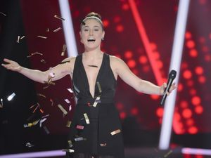 Megan's sparkling Voice debut catches Kylie's ear