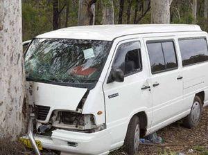 Police seek witnesses to van collision