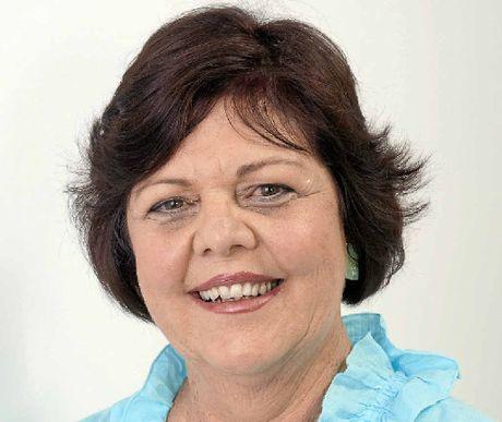 Mayor Gail Sellers.