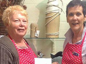 Warwick potters raise hundreds at biggest morning tea