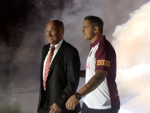 2014 Maroons State of Origin team announced
