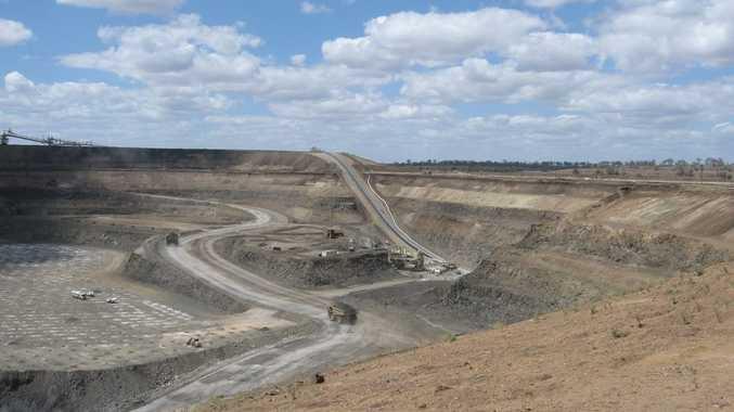 Clermont Mine.