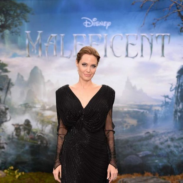 Angelina Jolie attends the premiere of