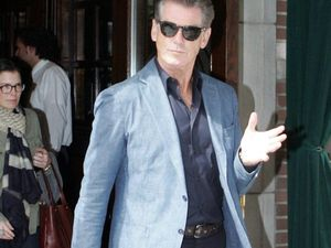 Pierce Brosnan gives good advice on unrequited love