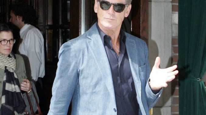 Pierce Brosnan knows a lot about love.