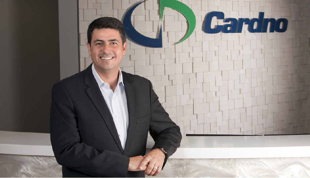 CAMPUS TO CARDNO: CQUniversity graduate Michael Renshaw is now heading up the billion-dollar infrastructure and environmental services company, Cardno which has clients in Australia and overseas.