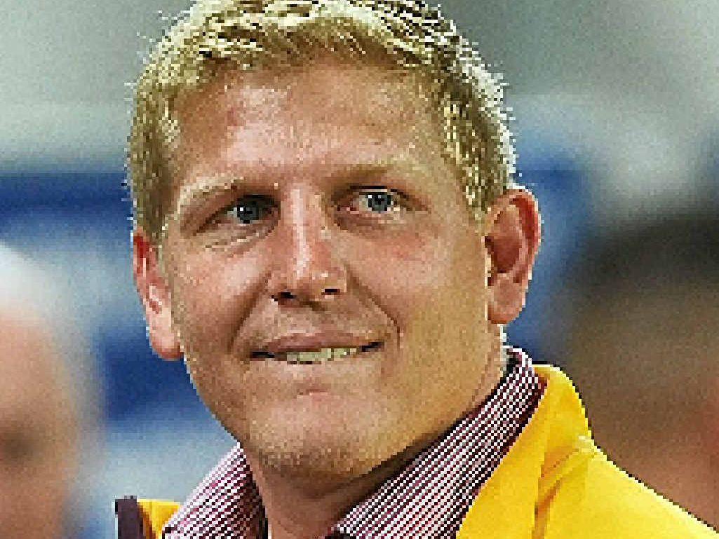 Broncos prop Ben Hannant.