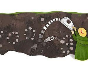 Google celebrates life of world's dinosaur woman
