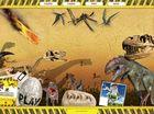 Brontosaurus, Brachiosaurus, T-Rex and roar in QT this week