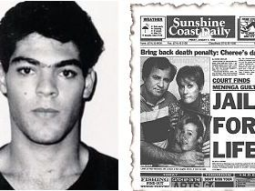Meninga had a daughter, Sara, with then prison guard Tracy Billinghurst, or Pomeroy.